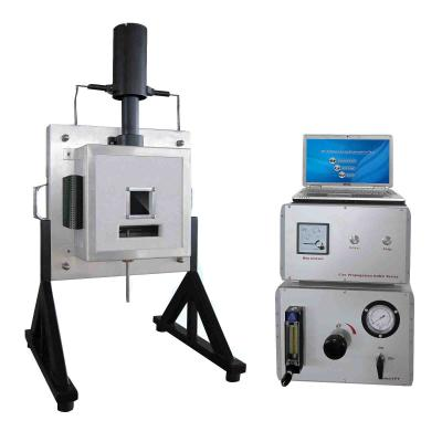 BS 476-6 Fire Propagation Index Tester