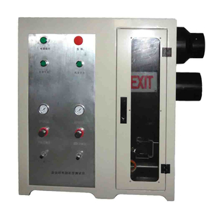 ASTM 2843 Smoke Density Tester for Building Material