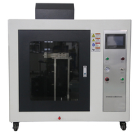 ISO 6941 Fabric Surface Flame Spread Tester
